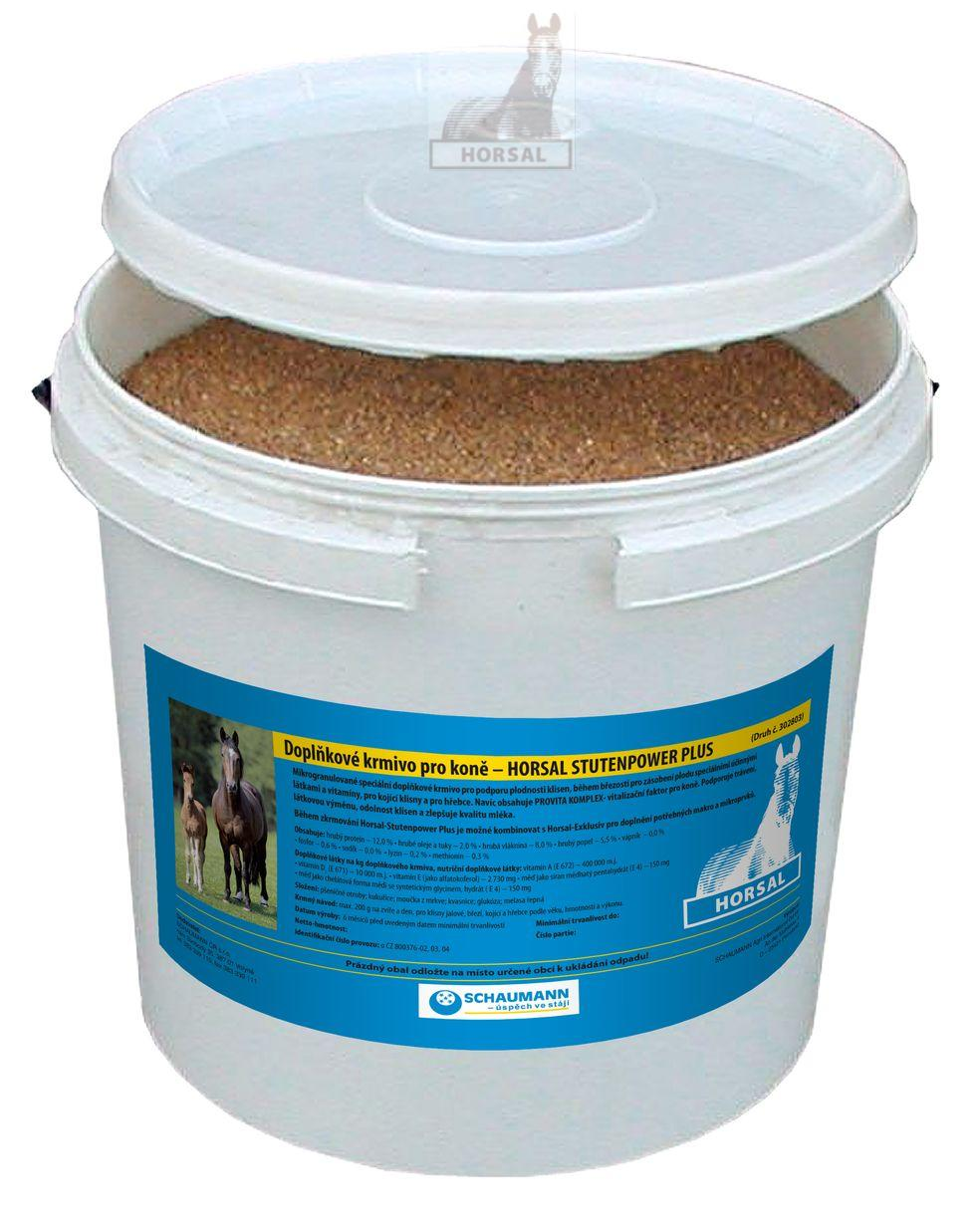 HORSAL STUTENPOWER PLUS - 3  kg