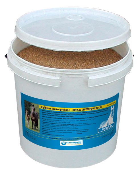 HORSAL STUTENPOWER PLUS - 4  kg